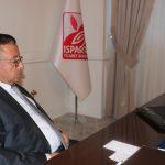 Başkanımız Ahmet ADAR TOBB Akdeniz Bölge Toplantısına Katıldı
