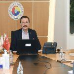 Başkanımız Ahmet ADAR Lisanslı Depoculuk Sistemi İstişare Toplantısına Katıldı