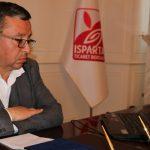 Başkan Adar, Ziraat Bankası Tedarik Zinciri Finansman Projesi Lansman Toplantısına Katıldı