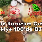 Üyemiz Kurucum Gıda'dan TOBB Türkiye 100'de Büyük Başarı