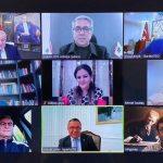 Başkan Adar BAGEV Yönetim Kurulu Toplantısına Katıldı