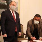 Halkbank Paraf Kart Tedarik Zinciri Finansmanı Protokolü İmzalandı